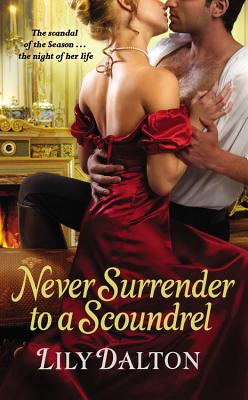 Never Surrender to a Scoundrel Cover