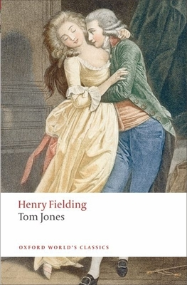 Tom Jones (Oxford World's Classics) Cover Image