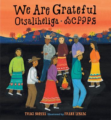 We Are Grateful: Otsaliheliga Cover Image