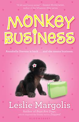 Monkey Business (Annabelle Unleashed #5) Cover Image