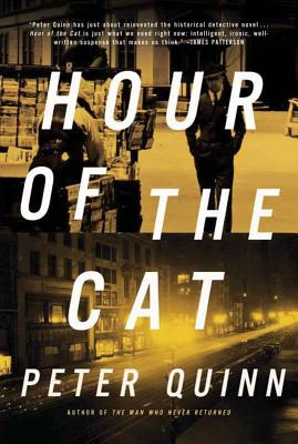 Cover for The Hour of the Cat
