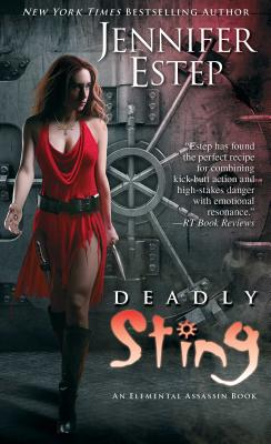 Deadly Sting (Elemental Assassin #8) Cover Image