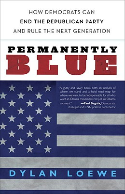 Permanently Blue Cover