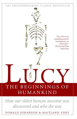 Lucy: The Beginnings of Humankind Cover Image
