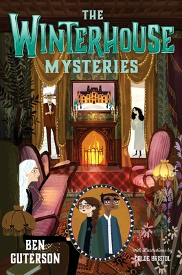 Cover for The Winterhouse Mysteries