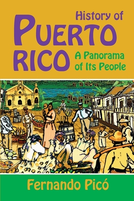 History of Puerto Rico Cover Image