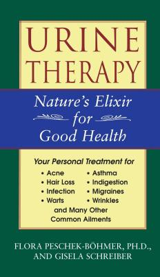 Urine Therapy: Nature's Elixir for Good Health Cover Image