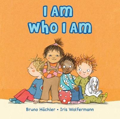 I Am Who I Am Cover