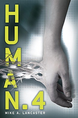Human.4 Cover