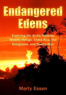 Cover for Endangered Edens