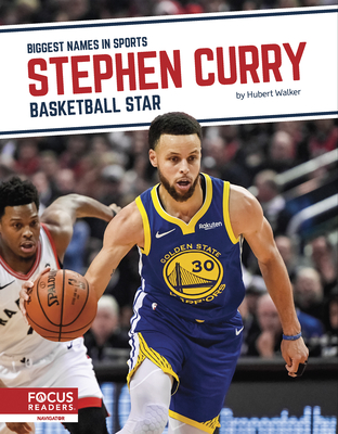 Stephen Curry: Basketball Star Cover Image