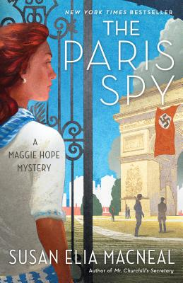 The Paris Spy: A Maggie Hope Mystery Cover Image