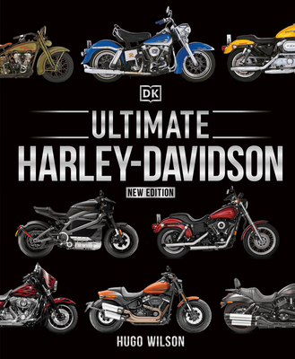 Ultimate Harley-Davidson, New Edition Cover Image