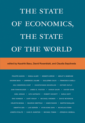 Cover for The State of Economics, the State of the World