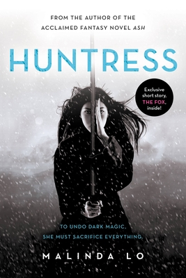 Huntress Cover Image