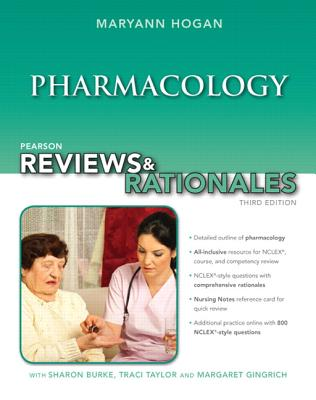 Pearson Reviews & Rationales: Pharmacology with