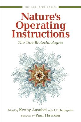 Nature's Operating Instructions Cover