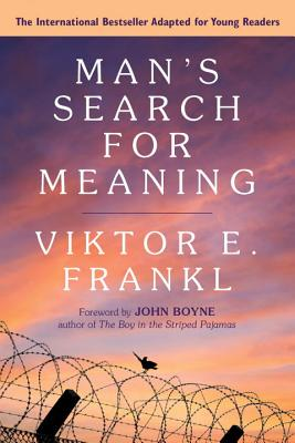 Man's Search for Meaning: Young Adult Edition: Young Adult Edition Cover Image