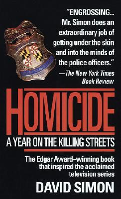 Homicide Cover Image