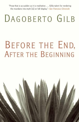 Cover for Before the End, After the Beginning