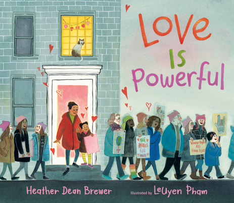Love Is Powerful Cover Image