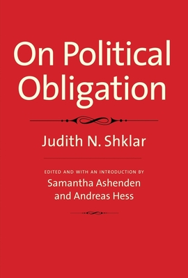Cover for On Political Obligation