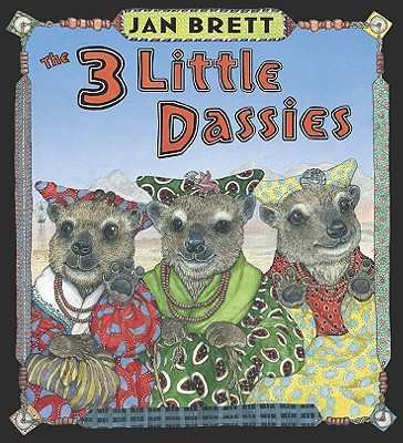 The 3 Little Dassies Cover