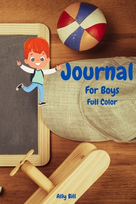 Journal for Boys Cover Image