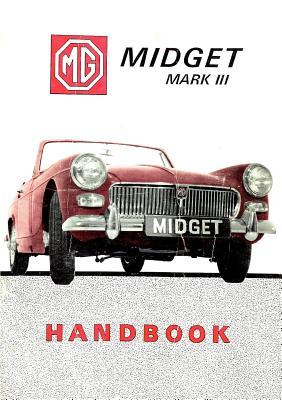 MG Midget MMark III Handbook Cover Image