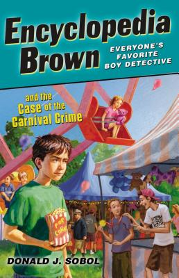 Encyclopedia Brown and the Case of the Carnival Crime Cover Image