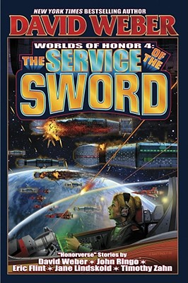 The Service of the Sword: Worlds of Honor 4 Cover Image