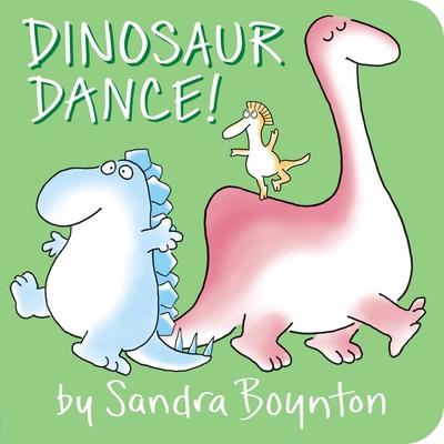 Dinosaur Dance! Cover Image