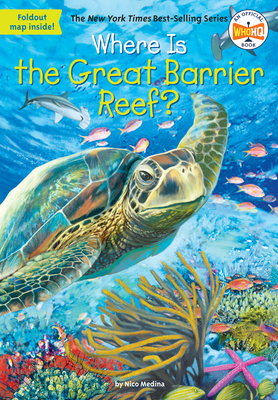Where Is the Great Barrier Reef? (Where Is...?) Cover Image
