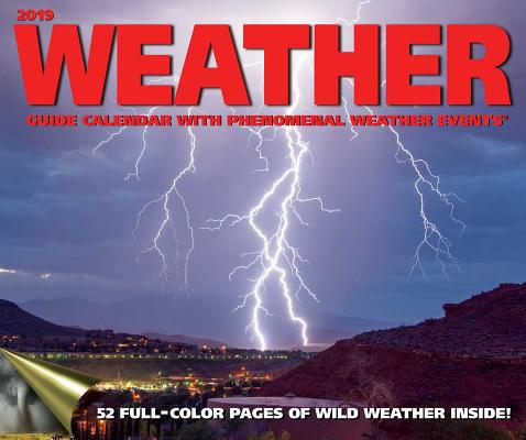 Weather Guide 2019 Wall Calendar Cover Image