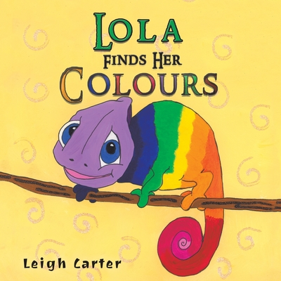 Lola Finds Her Colours Cover Image