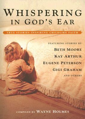 Whispering in God's Ear Cover