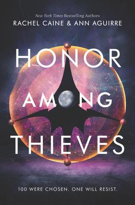 Honor Among Thieves by Rachel Caine & Ann Aguirre