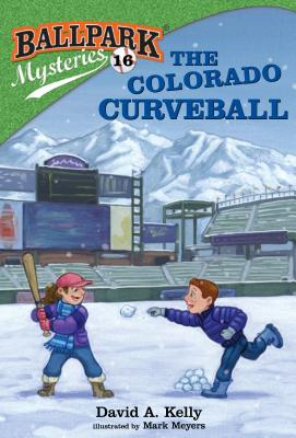 Cover for Ballpark Mysteries #16