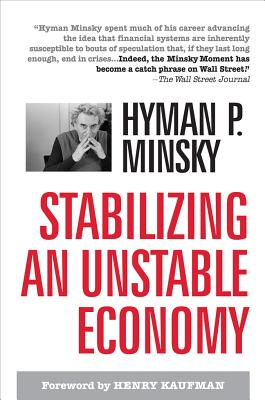 Cover for Stabilizing an Unstable Economy