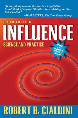 Influence: Science and Practice Cover Image