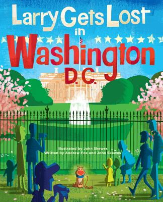 Larry Gets Lost in Washington, DC Cover