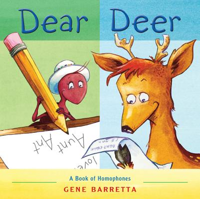 Dear Deer: A Book of Homophones Cover Image