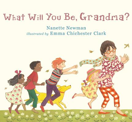 What Will You Be, Grandma? Cover