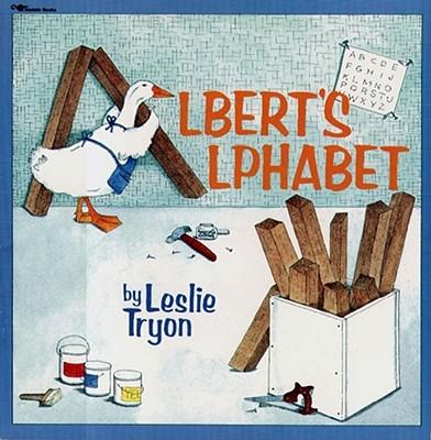 Albert's Alphabet Cover Image