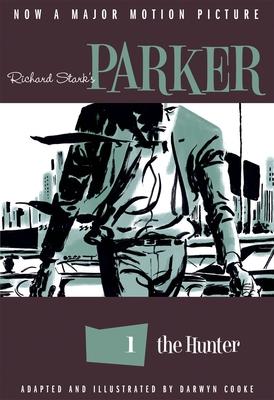 Richard Stark's Parker Cover