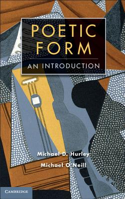 Poetic Form: An Introduction (Cambridge Introductions to Literature) Cover Image