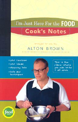 I'm Just Here for the Food Cook's Notes Cover