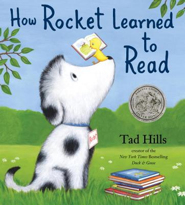 How Rocket Learned to Read Cover Image