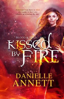 Kissed by Fire Cover