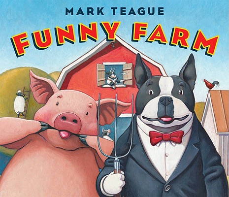 Cover Image for Funny Farm